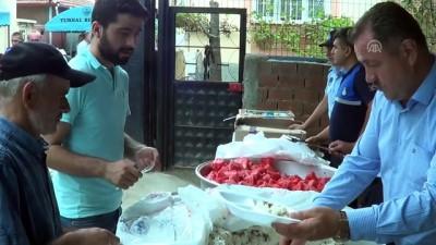 Şehit Ali Ulaş için mevlit okutuldu - TOKAT