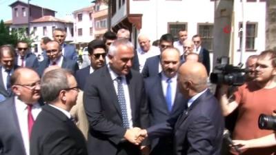 bakis acisi -  Cihan Padişahı Fatin Sultan Mehmet'in okulu açıldı