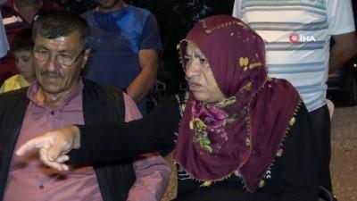 Emine Bulut'un annesinden olay anı görüntüsünü çekenlere tepki
