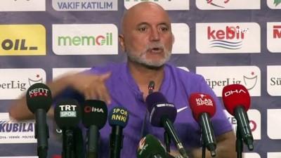 """Hikmet Karaman: """"Bu sezon ligde 1 takım düşsün"""""""