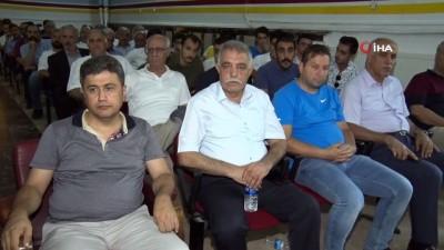 """etnik koken -  Irak Devlet Bakanı Maruf: """" Biz Türkmenler hiçbir zaman adaletsizlik yapmadık'"""