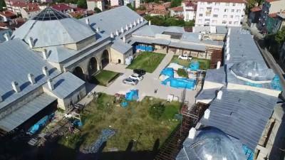 bakis acisi - Restorasyonu tamamlanan Fatih'in eğitim gördüğü medrese açıldı - EDİRNE
