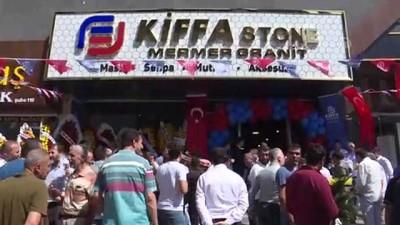 bakis acisi - Siteler'de mermer granit mağazası açılışı - ANKARA
