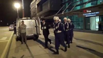 Şehit İdris Gezer'in cenazesi memleketi Sinop'a getirildi Video