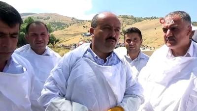 """Tarım ve Orman Bakan Yardımcısı Metin: """"Sahtekarlara gereken önlemleri alacağız"""""""