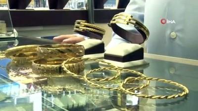 dis ticaret -  Adana Kuyumcular Odası Başkanı Oğuz Başman: Altın fiyatları 320 lirayı görecek