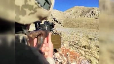 plastik patlayici - Terör örgütü PKK'ya yönelik Kıran Operasyonu - VAN