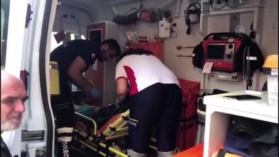 Yüzünde maytap patlayan çocuk yaralandı - ADIYAMAN