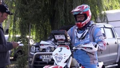 9. Transanatolia Rally Raid yarışı sürüyor - NEVŞEHİR