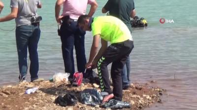 Balık tutmak için girdiği baraj göletinde hayatını kaybetti