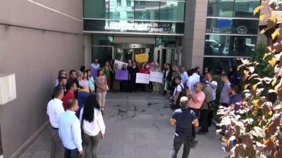 Emine Bulut cinayeti protesto edildi - BATMAN