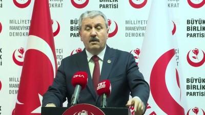 'HDP seviciliği yarışının bir sonucudur' - ANKARA