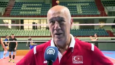 hazirlik maci - 'İyi bir dereceyle ülkemizi sevindirmek istiyoruz' - İSTANBUL