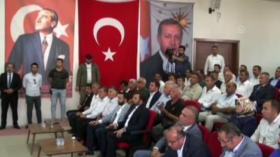 felaket - Mahir Ünal: 'Hamdolsun, devletimiz PKK'nın, DEAŞ'ın, FETÖ'nün de kökünü kazıyor' - KAHAMANMARAŞ