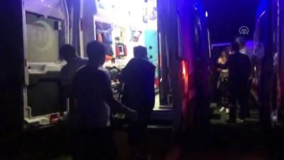 Trafik kazası: 13 yaralı - DÜZCE
