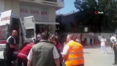 Yalova'da gerçeği aratmayan deprem tatbikatı