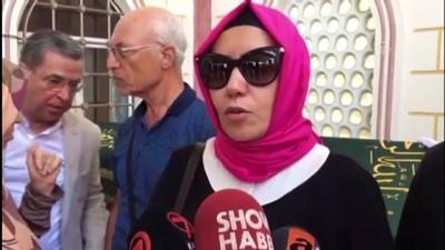 kalamis - Başından silahla vurulan kadın son yolculuğuna uğurlandı - İSTANBUL