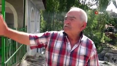 Çankırı'da telefon çekmeyen köy...Çatılara ve ağaçlara çıkıyorlar ama telefon çekmiyor