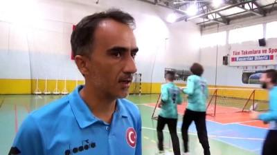 Golbolde hedef Avrupa şampiyonluğu - AKSARAY