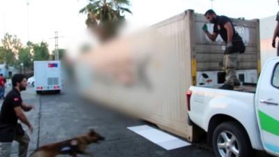 istihbarat - Mersin Limanı'nda yaklaşık 24 kilogram kokain yakalandı