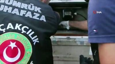 istihbarat -  Mersin Limanında değeri 7 milyon TL olan 23 kilo 745 gram kokain ele geçirildi