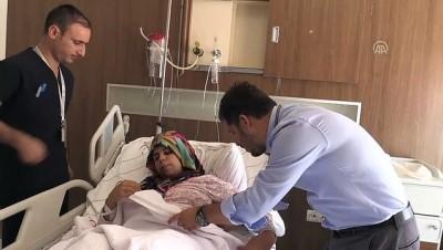 Siirt'te ilk kez kapalı perikardiyal kist ameliyatı yapıldı - SİİRT