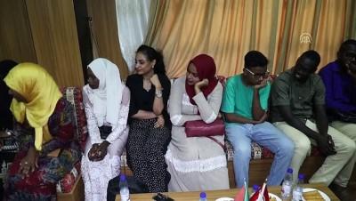 yuksek lisans - Sudan'da YTB bursluları eski mezunlarla buluştu - HARTUM
