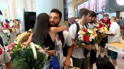 kalamis - Beykent, Avrupa'da üst üste 2. kez şampiyon