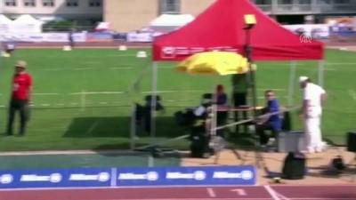 milli sporcu - Özel sporcu Havva Elmalı'ndan bir altın madalya daha - İSTANBUL