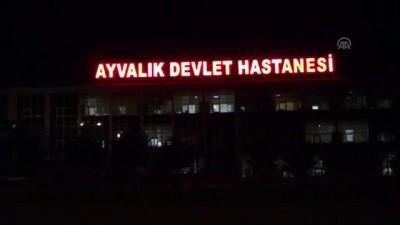 zeytinlik - 39 düzensiz göçmen yakalandı - BALIKESİR