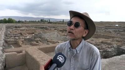 universite ogrencisi - Japon arkeoloğun Kültepe aşkı - KAYSERİ