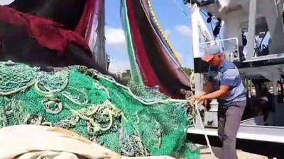 Karadenizli tayfalar Marmara'da da ağ atacak - TEKİRDAĞ