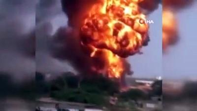 kimya -  - Hindistan'da kimya fabrikasında patlama: 12 ölü, 58 yaralı