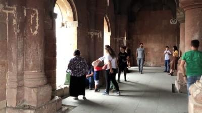 'Medeniyetler Beşiği' Ani'nin ziyaretçi sayısı artıyor - KARS