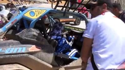 Türkiye'nin ilk ve tek Rally Raid yarışı Şanlıurfa'da son buldu