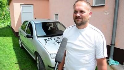 Bosna Hersek'te ev ve araçlara çirkin saldırı - GORNJİ VAKUF