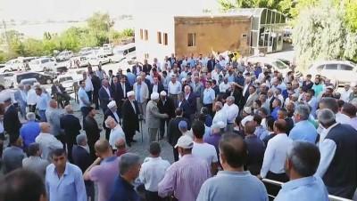 naat - Eski Güroymak belediye başkanı Mutlu vefat etti - BİTLİS