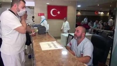 - Diyanet İşleri Başkanı Erbaş, Diyanet Mekke Hastanesini ziyaret etti