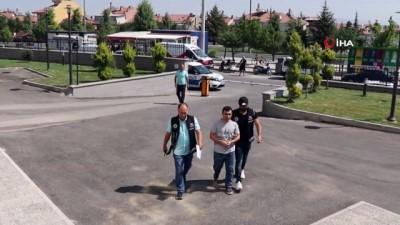 Karaman'da ByLock'tan aranan zanlı tutuklandı