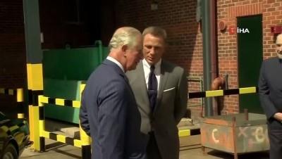 ingiltere -  - Prens Charles'a Yeni Bond Filminden Teklif