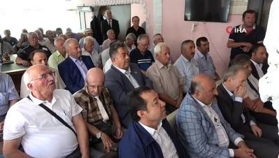 Tüm İşçi Emeklileri Dul ve Yetimleri Derneği Genel Başkanı, şube başkanlarıyla bir araya geldi