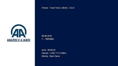 milli futbolcu - Yusuf Yazıcı Lille'de - LİLLE