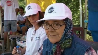 Kaz Dağları: 'Su ve Vicdan Nöbeti' geri adım atmıyor