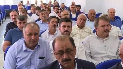 sparta - Kurum: 'Amacımız, geleceğin güçlü Türkiye'si için güçlü şehirleri oluşturabilmek' - ISPARTA