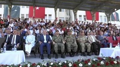 Malatya POMEM'de mezuniyet töreni