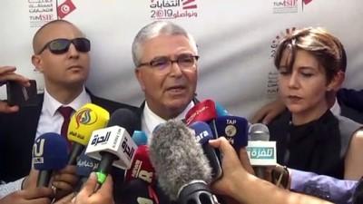 parlamento - Nida Tunus'un cumhurbaşkanı adayı Savunma Bakanı Zubeydi - TUNUS