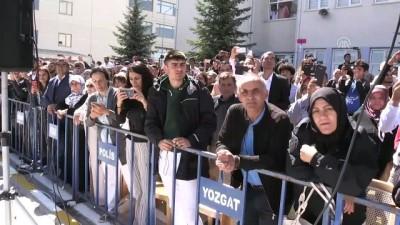 POMEM'de mezuniyet sevinci - YOZGAT