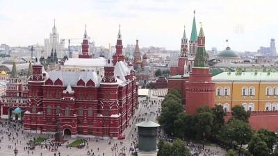 Rusya ile vize serbestisi bugün başladı - MOSKOVA