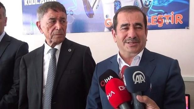 genel baskan -  Bitlis'te Robotik Kodlama Atölyesi açıldı