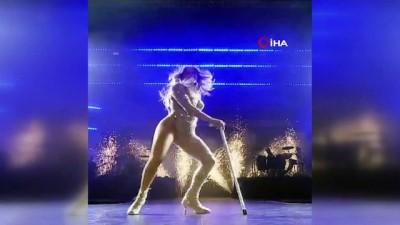 sarkici -  Jennifer Lopez'den görkemli Antalya konseri sonrası sosyal medya paylaşımı